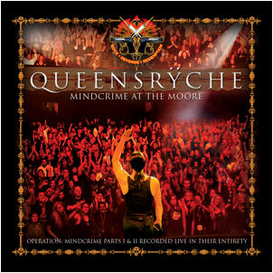 <i>Mindcrime at the Moore</i> live album by Queensrÿche