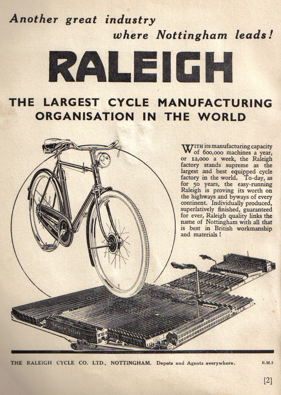 Raleigh Bicycle Company Wikipedia