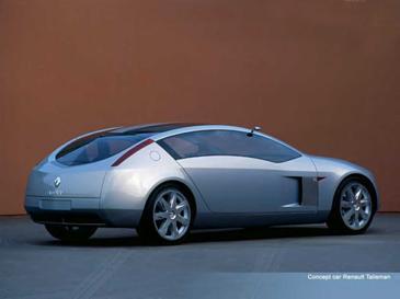 renault talisman concept car. Black Bedroom Furniture Sets. Home Design Ideas