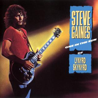 <i>One in the Sun</i> 1988 studio album by Steve Gaines