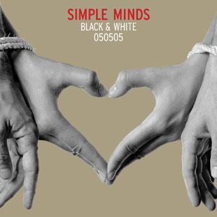 <i>Black & White 050505</i> 2005 studio album by Simple Minds