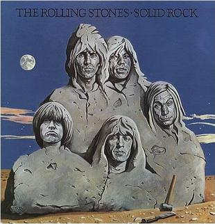 Mick Jagger 1980 Solid Rock (The Rollin...