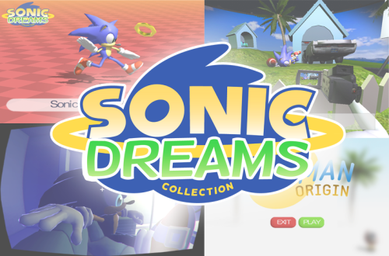 Sonic Dreams Collection - Wikipedia