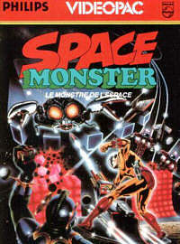 Space Monster (Videopac)