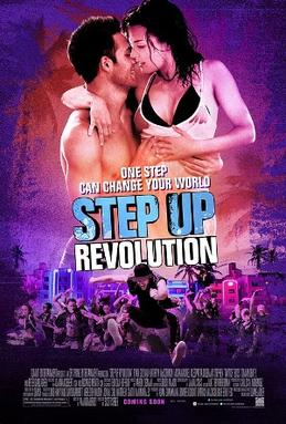 Step Up 4 Revolution in 3D 2012 Full Length Movie