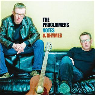 <i>Notes & Rhymes</i> 2009 studio album by The Proclaimers