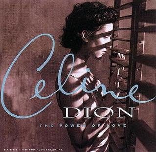 "Résultat de recherche d'images pour ""cd single céline dion the power of love france"""