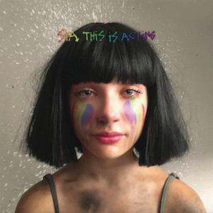 J'aime beaucoup le style de Sia et c'est une artiste que je respecte énormément rien que pour ses prises de risques dans ses chansons et dans ses clips. Après il faut accrocher, mais moi je trouve cette artiste géniale !