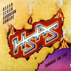 <i>Through the Fire</i> (album) 1984 studio album by HSAS