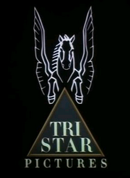 Original Tri-Star logo used from 1984 until 1993 with the release of Cliffhanger.