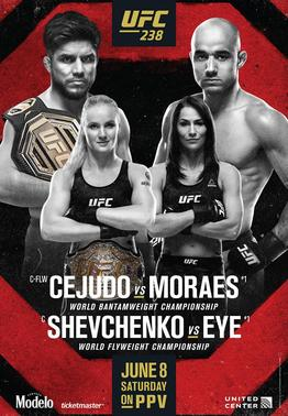 Ufc 238 Fight Card