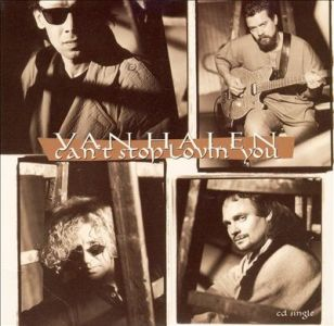 Cant Stop Lovin You 1995 single by Van Halen