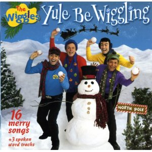 <i>Yule Be Wiggling</i> 2000 studio album by the Wiggles
