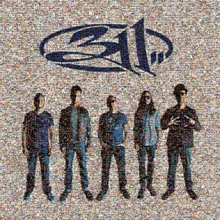 <i>Mosaic</i> (311 album) 2017 studio album by 311