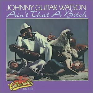 "<i>Aint That a Bitch</i> 1976 studio album by Johnny ""Guitar"" Watson"
