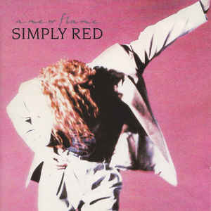 <i>A New Flame</i> 1989 studio album by Simply Red