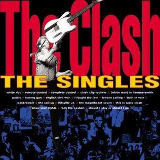 <i>The Singles</i> (1991 The Clash album) 1991 compilation album by The Clash