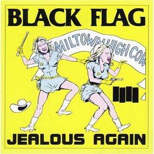 <i>Jealous Again</i> 1980 EP by Black Flag