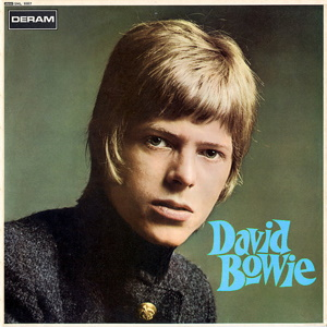 1967 studio album by David Bowie