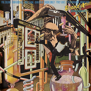 <i>Product</i> (Brand X album) 1979 studio album by Brand X
