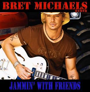 <i>Jammin with Friends</i> 2013 studio album by Bret Michaels