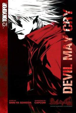 bookcover of Devil May Cryvol.1