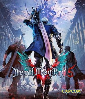 Devil May Cry 5 Wikipedia