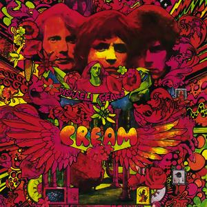 <i>Disraeli Gears</i> 1967 studio album by Cream