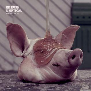 <i>FabricLive.82</i> 2015 compilation album by Ed Rush & Optical