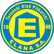 Elana Toruń Polish football club