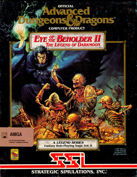 Eye of the Beholder II: The Legend of Darkmoon - Wikipedia