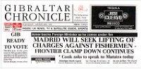 <i>Gibraltar Chronicle</i>