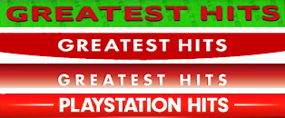 Greatest Hits (PlayStation) branding used by Sony Computer Entertainment for discounted reprints of PlayStation video games