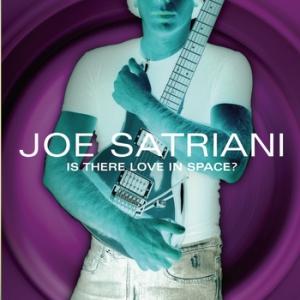 <i>Is There Love in Space?</i> 2004 studio album by Joe Satriani