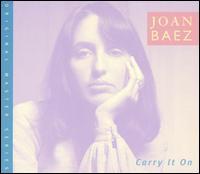 <i>Carry It On</i> 1971 soundtrack album by Joan Baez