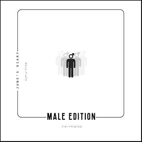 <i>Male Edition</i> 2017 mixtape by Junes Diary