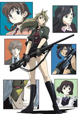 Cartoon Central: Madlax Madlax