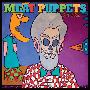 <i>Rat Farm</i> 2013 studio album by Meat Puppets