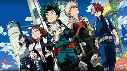 List of My Hero Academia characters - Wikipedia