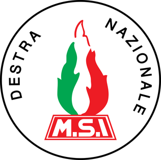 neo-fascist and post-fascist political party in Italy
