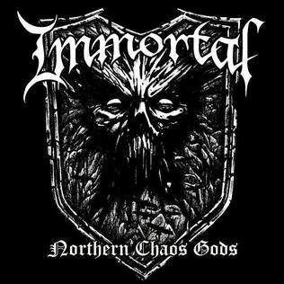 <i>Northern Chaos Gods</i> 2018 studio album by Immortal