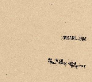 <i>6/22/00 – Milan, Italy</i> 2000 live album by Pearl Jam