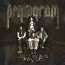 <i>First Daze Here (The Vintage Collection)</i> 2001 compilation album by Pentagram