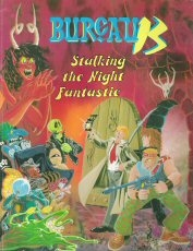 Stalking the night fantastic wikipedia for Bureau 13 rpg