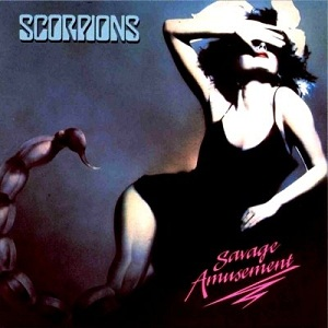 <i>Savage Amusement</i> 1988 studio album by Scorpions