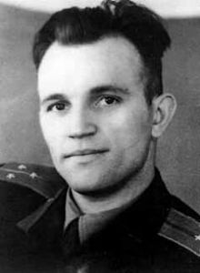 Sergei Safronov (fighter pilot) Soviet aviator