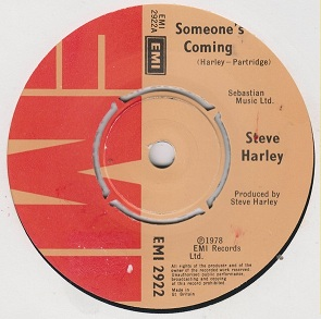 Someones Coming 1979 song by Steve Harley