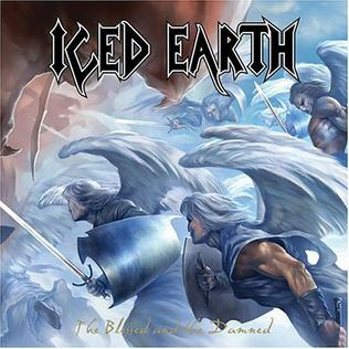 <i>The Blessed and the Damned</i> 2004 greatest hits album by Iced Earth