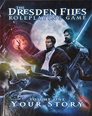 <i>The Dresden Files</i> Roleplaying Game tabletop role-playing game