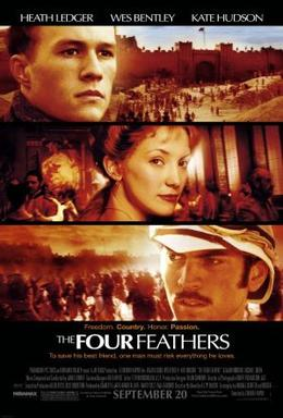 The Four Feathers (1978 film) - Wikipedia |The Four Feathers
